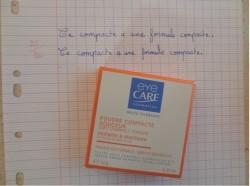 Poudre compacte Eye Care, compacte jusque dans sa formule !