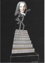 Voltaire, le philosophe aux multiples visages
