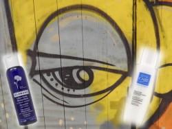 Démaquillants Eye Care et Klorane : entre les deux mon œil balance !