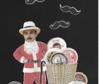 Le Noël d'Hercule Poirot, entre naphtaline et pommade pour moustache