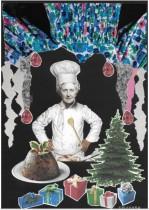 Christmas pudding, vous reprendrez bien un peu de rubis !