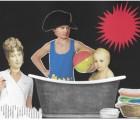 Souvenirs napoléoniens de fin de règne : que de bains, que de bains !!!