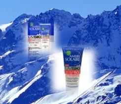 Garnier UV Ski ne nous accompagnera pas à la montagne !
