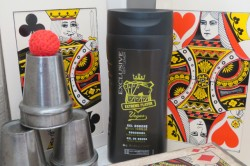 Gel douche Extreme player Vegas, un gel qui ne triche pas !