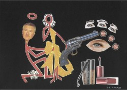 Portrait d'un couturier haut en couleur par Leslie Charteris !