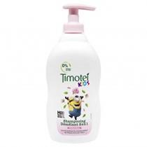 Shampooing démêlant Timotei Kids… il est vraiment mignon !
