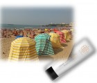 La crème solaire SPF 50+ Alaena, une crème qui ne monte pas bien haut !