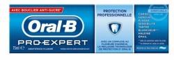Les dentifrices Oral B méritent largement la note A !