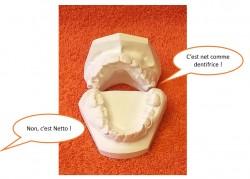 Dentifrices Netto, des formules nettes et précises !