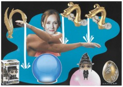 Pour gagner le concours de magicien, il ne faut pas tondre un œuf, mais plutôt en plonger un dans l'eau !