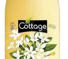 Cottage, des douches huiles aqueuses et irritantes !