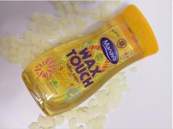 Gel douche hydratant Wax Touch, plutôt Filou Touch !