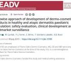Comment fait-on un bon dermo-cosmétique pédiatrique ?