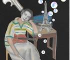 Et si on plaçait des pendules à bulles sur la tour Eiffel !