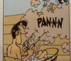 C'est dans une baignoire que l'on fait les meilleurs élixirs... enfin selon Morris !