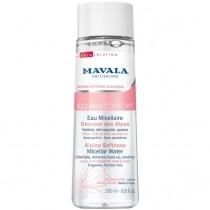 L'eau micellaire Mavala met la mauve en bouteille !