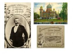 Victor Vaissier, savonnier extravagant et fin publiciste