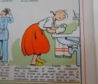 La toilette de Bécassine, au savon, bien sûr !