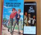 Les « deux Jean » de la comtesse de Ségur, massage au son du biniou