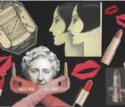Teinture pour cheveux, poudre et rouge à lèvres pour apprentie-espionne !