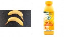 Fructis hairfood de Garnier, un shampooing qui ne nous donne pas la banane !
