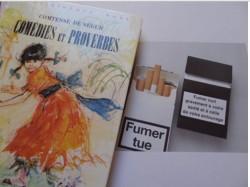 Une campagne anti-tabac par la comtesse de Ségur