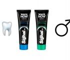 Dentifrice pour hommes, une révolution ? Qu'ont donc les dents des hommes de si particulier ?