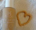 Fond de teint fluide bo-ho green make up, pas de SPF affiché, mais un effet protecteur quand même !