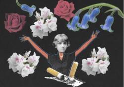 Rebecca de Winter ou le parfum ensorcelant des azalées blanches !