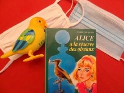 Alice et les gestes barrières, c'est pas gagné !