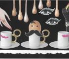 Chez Agatha Christie, le maquillage peut être généreux, libéral, lourd comme du plomb !