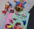 Savon et dentifrice au Pays des jouets, avec Oui-Oui !