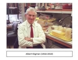 Kligman, le premier à...