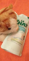 Le gel lavant mains douceur pure Le Chat, l'indispensable du moment