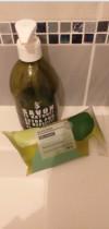 Le gel lavant au savon de Marseille et aux feuilles d'olivier Monoprix