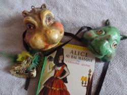Bas les masques avec Alice !