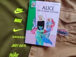 Lorsqu'Alice joue les mannequins…