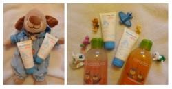 Les cosmétiques Loupiots/Bébés Rivadouce… aussi réconfortants qu'un pyjama en pilou !