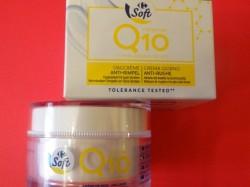 Crème de jour anti-rides Q10 Carrefour, un effet photoprotecteur vraiment très très soft !