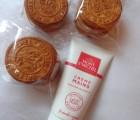 Crème mains Mont St Michel pour traiter les petits creux !