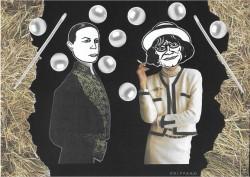 Coco Chanel, itinéraire d'une enfant pas vraiment gâtée !
