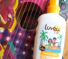 Spray Lovea kids, un SPF qui fond au soleil !
