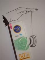 Nivea, la société qui joue au yoyo en matière de produits solaires !