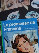 Maquillage naturel versus maquillage sophistiqué, c'est Francine qui remporte la manche !