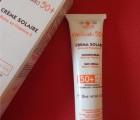 Crème solaire Vea Scudo, pas nickel en matière d'efficacité !