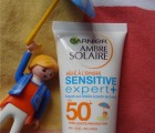 Garnier Sensitive expert bébé à l'ombre, une communication ambiguë