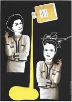 Quand le N°5 de Chanel devient un personnage de roman
