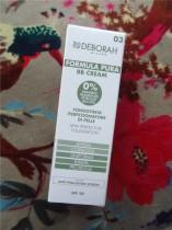 BB cream Deborah SPF 20, de la difficulté de mettre au point une BB crème de qualité !