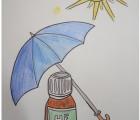 L'huile essentielle de menthe… manquerait plus qu'elle nous mente !