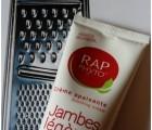 Crème jambes légères RAP pour réduire les sensations de lourdeur en poudre !